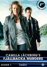 Camilla Lackberg's FJALLBACKA MURDERS - zweedse reeks - seizoen 1  DVD BOX SET