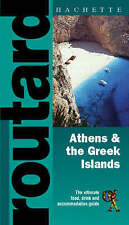 Athens and the Greek Islands (Routard Guides), Gloaguen, Used; Good Book