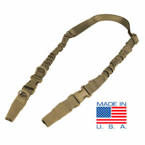 CONDOR CBT Tactical Double Bungee Military Zwei-Punkt-Schlinge Coyote