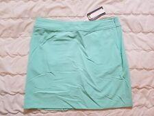 1 Nwt Fairway & Greene Women'S Skort, Size: 8, Color: Turquoise (J23)