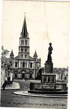 CPA ed. AQUA 260 ANGERS La Statue du Roi (214654)