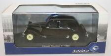 Voitures de courses miniatures noirs pour Citroën 1:43