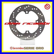 Disco freno posteriore BREMBO ORO HONDA HORNET 600 / S 00>01 CB F 2000 2001