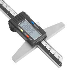 Depth Gauge High Accuracy Stainless Steel Digital Depth Vernier Caliper Gauge