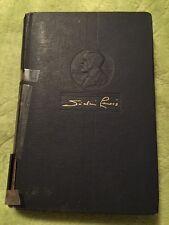 Ann Vickers Sinclair Lewis 1933