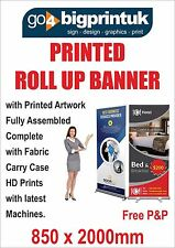 Roller Banner / Roll up Banner / Pull up Stand