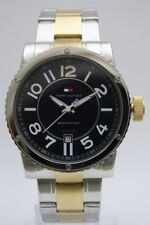 Tommy Hilfiger - 1790673 Stainless Steel Case Two Tone Bracelet Watch for Men