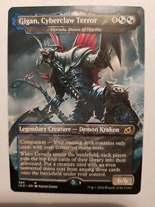 Gigan, Cyberclaw Terror  Ikoria: Lair of Behemoths