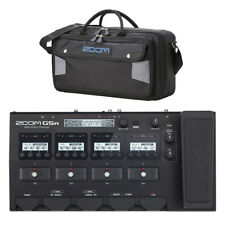 Zoom G5n Multi-Effects Processor for Guitarists & SCG5 Soft Carrying Case