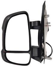 *NEW* DOOR MIRROR (ELECTRIC SHORT ARM 8PINS) for FIAT DUCATO 2/2007-2019 LEFT LH