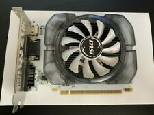 MSI GeForce GT 730 Fermi DDR3 2GB DirectX 12 Graphics Card (N730-2GD3V3)