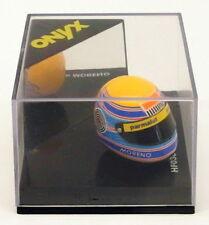 Coches de Fórmula 1 de automodelismo y aeromodelismo Onyx de escala 1:12