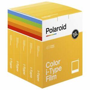 Polaroid i-Type Film Colour 40 Pack