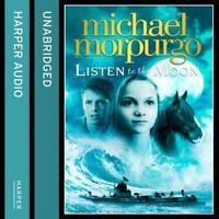 Listen to the Moon by Morpurgo, Michael, NEW Book, FREE & FAST Delivery, (Audio