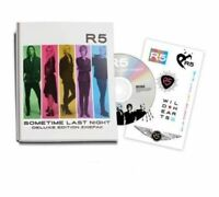 R5 - Sometime Last Night <<New - Sealed>> CD Deluxe Pack