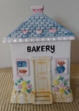 Adorable Bakery Cookie Jar from R.O.C. Taiwan