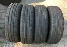 4x Continental 165 70 R14 81T  ContiEcoContact 5 DOT2618 Sommer Pneu Tire *TOP