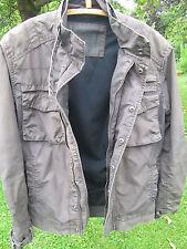 Esprit Outdoorjacke Schlamm M (ca 44/46 oder 170/176) viele Details wash out
