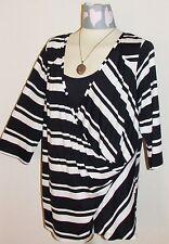 Per Una Tunic, Kaftan Viscose V Neck Tops & Shirts for Women