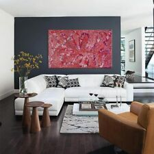 """ABORIGINAL ART PAINTING by LYNETTE CORBY NUNGURRAYI """"TREE ROOTS"""" Authentic"""