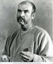 Sean Connery original 1975 photo holding spear The Man Who Would Be King