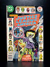 COMICS:DC: Justice League of America #147 (1977), JSA & LSH team up - RARE