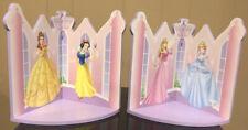 DIsney Princess Corner Shelves