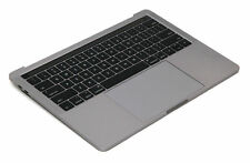 "Macbook Pro 13"" 2016 A1706 Gray Top Case Keyboard Battery A1819 Trackpad A+"
