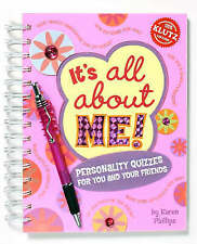 Good, It's All About Me!: Personality Quizzes for You and Your Friends (Klutz),