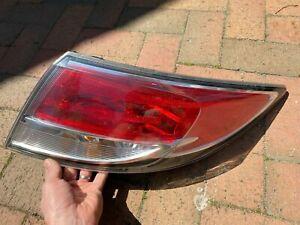 09 10 11 12 13 MAZDA 6 Passenger Tail Light Assembly OEM 87772