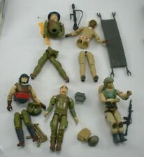 New ListingVintage Gi Joe & Other Military Figure Parts Lot