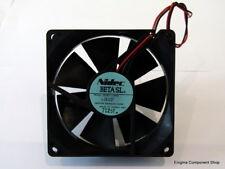 Nidec Beta SL 92mm High Flow 12V Fan. UK Seller - Fast Dispatch.