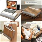 Lap Laptop Desk HUANUO Portable Pillow Cushion Fits up to 15.6 inch Home Office