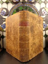 1549 Holy Bible Concordance Conrad of Halberstadensis & John of Segovia FOLIO