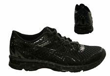 Asics Gel-Noosa Tri 11 Zapatillas para mujer con cordones de zapatos para correr T676Q 9090 Q8C
