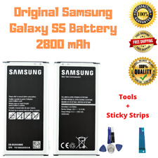 OEM Original Samsung Galaxy S5 Replacement Battery 2800 mAh G900F Internal Akku