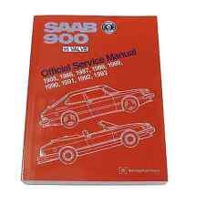 Saab 1985-1993 900 Repair Manual Original Equipment SA 800 0993