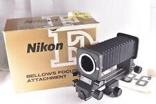 Nikon BELLOWS FOCUSING ATTACHMENT PB-6 #q31151