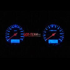 Honda CBF 1000F  BJ 10-15 Motorrad Tacho Beleuchtung Umbau LED Set BLAU LED-Team