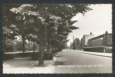 Tilburg  Ringbaan-Oost  met park en H.B.S.