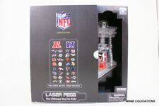Laser Pegs NFL 003 Football 24-in-1 limited Edition Light Up LEG0 Compatible