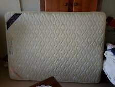 Sealy  spring double mattress as new