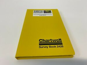 CHARTWELL 2426 COLLIMATION SURVEY LEVELLING BOOK FOR CONSTRUCTION