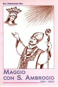 @C23 Maggio con S. Ambrogio (397-1997 Sac. Ferdinando Baj 1997