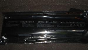 Original Battery CLEVO 6-87-m72ss-4sf2 bat-7350 bat-m735t M720-4 M720SBAT-4