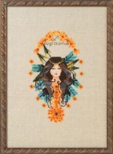 Sagittarius Zodiac Girls - #NC336 Nora Corbett New Chart