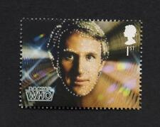 PETER DAVISON (DOCTOR WHO) GB 2013 UM MINT STAMP
