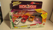 2003 Johnny Lightning MONOPOLY 4-car box set F-450 Tow Truck, 71 Duster,& trucks