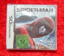 Spider-Man Edge of Time, Spiderman, Nintendo DS Spiel, Neu, deutsche Version
