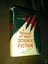 Treasury Of Great Science Fiction Vol. 2 ed. by Boucher 1959 HC/DJ BCE